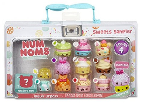 NUM NOMS Lunch Box Seria 4, Sweets Sampler