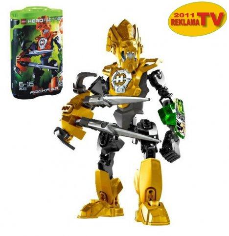Lego Hero Factory Rocka 30 Sklep Zabawkowo 2143 Bezpieczne I