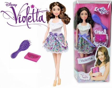 Lalka z serialu violetta Lieder