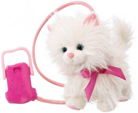 Cat Meows Walks Toys