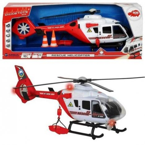 Dickie SOS Helikopter ratunkowy, 64 cm